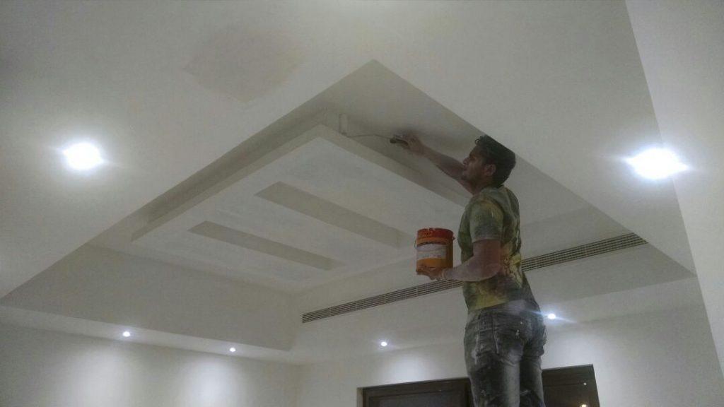 Gypsum Dry Wall Painting And Renovation In Dubai Dubai